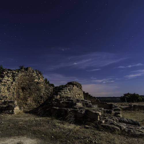 2o Premio. 'Torre Cremada. Valdeltormo'. Luis Pitarque García.